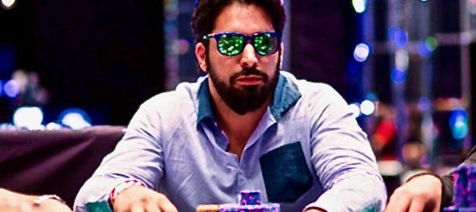 Alexandros Kolonias Menangkan Jaket Ungu Master Poker 2020