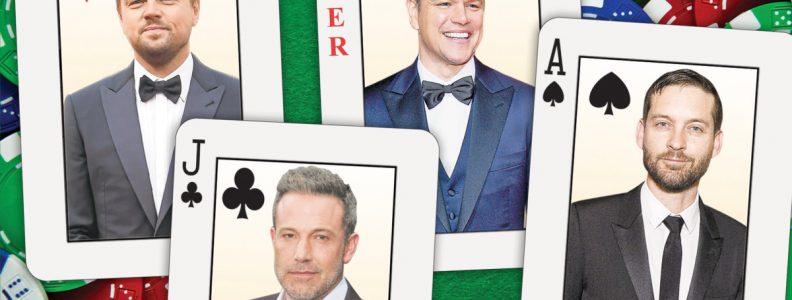Di dalam cincin poker bawah tanah Tobey Maguire