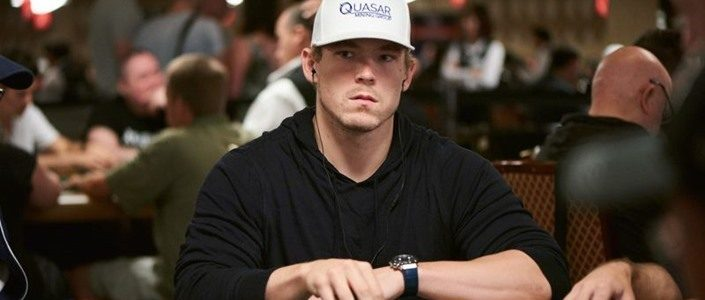 Master Poker Menangkan untuk Smith dan Lewin ketika Alex Foxen Menentukan Pemandangan di Jaket Ungu
