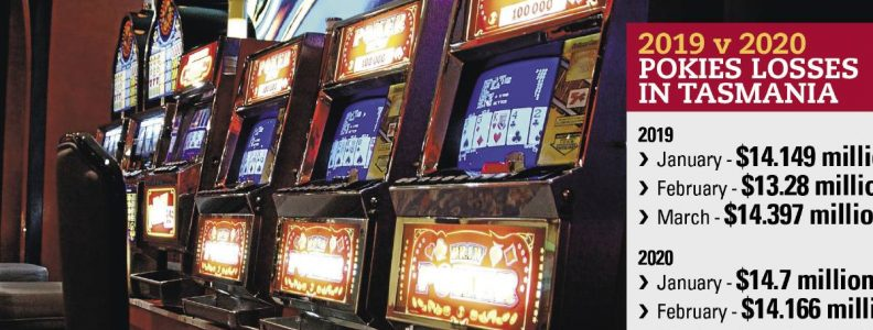 Peter Hoult mengatakan mesin poker menutup hal positif di tengah krisis | Penguji