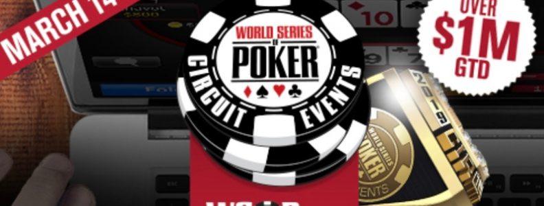 Seri Sirkuit Poker Super Dunia Online: Lebih dari $ 1,1 Juta Dibayar Melalui Enam Acara