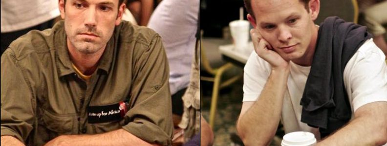 Ben Affleck dan Gabe Thaler