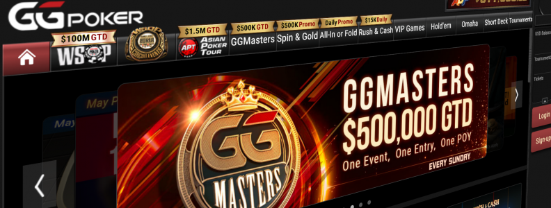 Turnamen Poker Online Masih Melonjak saat GGPoker Melebihi $ 500K Garansi GGMasters untuk Pertama Kali