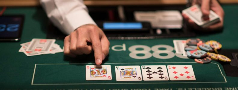 World Series of Poker ditunda karena jatuh karena COVID-19