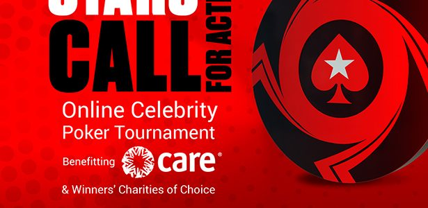 Celebrities unite for charity poker event