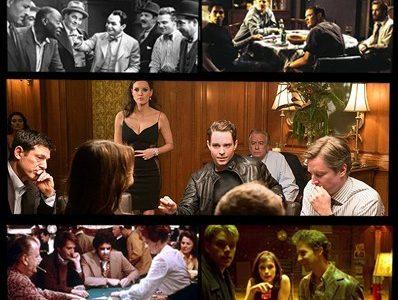 GAME MOLLY + UANG CERDAS + BIAYA FINDER + CALIFORNIA SPLIT + ROUNDER - 5 Film Pemain Poker Terobsesi