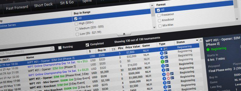 Partypoker Tuan Rumah Menjamin Hampir Dari $ 50 Juta Dari Turnamen Poker Langsung Pindah Online