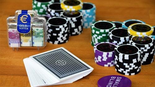 Alexandros Kolonias dan Timothy Adams Battle for Supremacy in Poker Masters