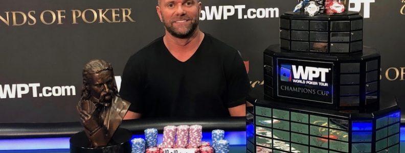 Bagaimana Part-Time Poker Pro Aaron Van Blarcum Mulai Dari $ 21K Menjadi $ 4,1 Juta Dalam Sembilan Bulan Di Sirkuit Turnamen