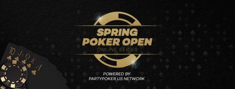 Partypoker US menjadi Tuan Rumah Spring Poker Open di Platform Poker Online-nya