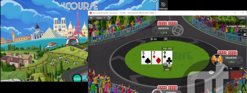 PokerStars Meluncurkan Game Sit & Go Bounty Acak Baru di Prancis