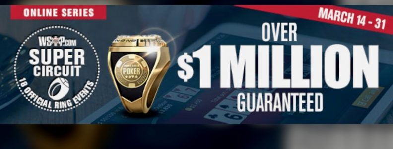 Seri Sirkuit Poker Super Dunia Online: Acara Utama Champie 'kiddchamp' Douglas Wins