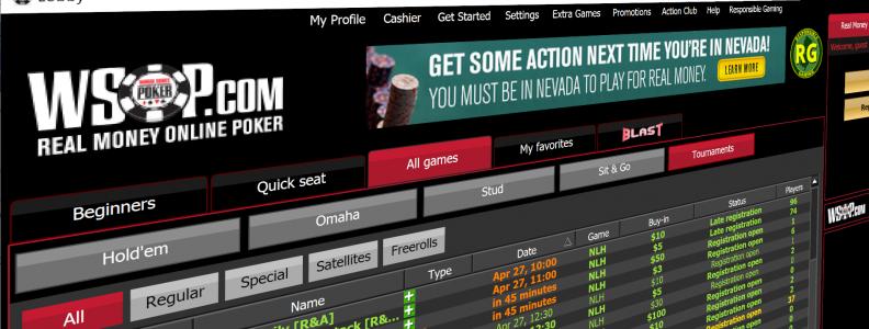 WSOP PA Tutup untuk Menawarkan Poker Online di Pennsylvania