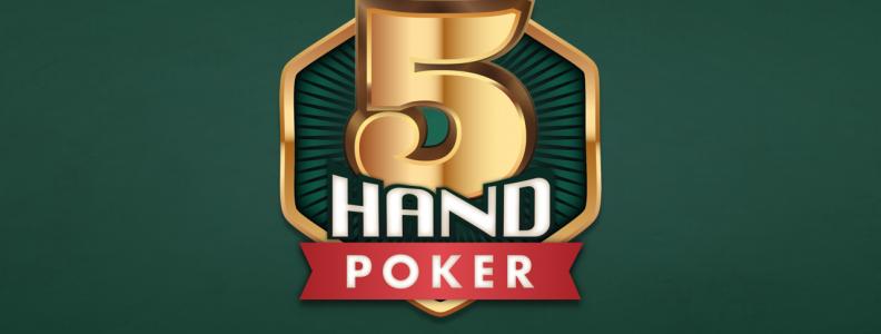 '5-Hand Poker' Memadukan Poker dengan Solitaire dan Menawarkan Peluang untuk Menang Uang Nyata - TouchArcade